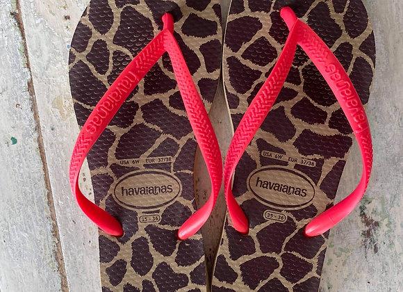 Sandale Havaianas gr 6