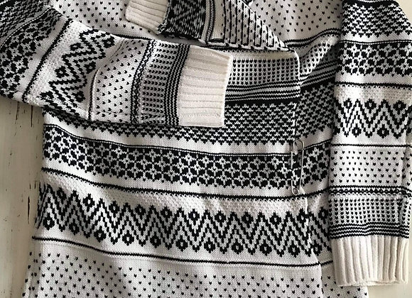 Chandail tricot Artizan