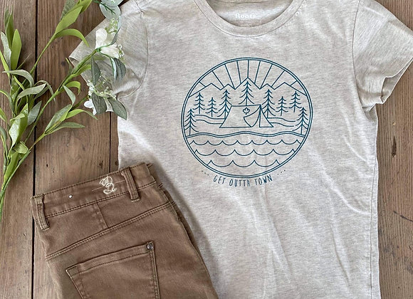 T-shirt Roots small