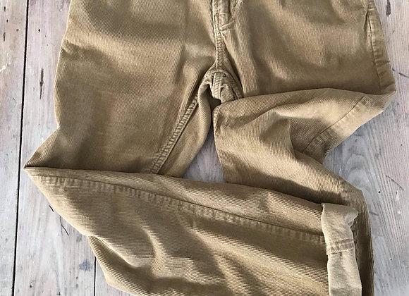 Pantalon corduroy médium