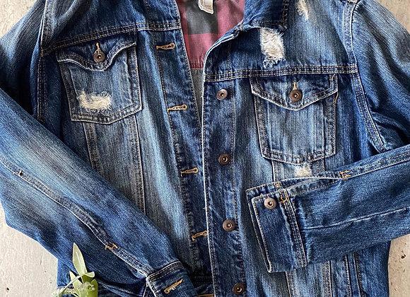 Veste de jeans forever 21 small