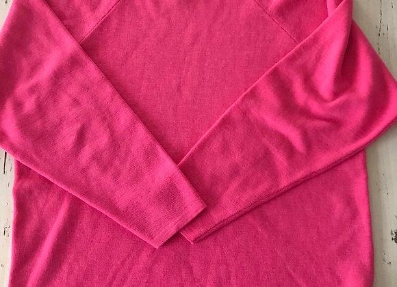 Chandail rose tricot Balmora