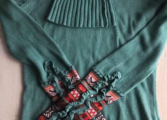 Chandail Tristan coton angora