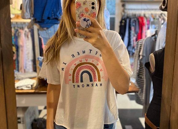 T-shirt The Wind médium
