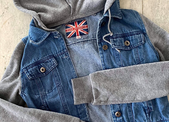 Veste de jeans Miss London small