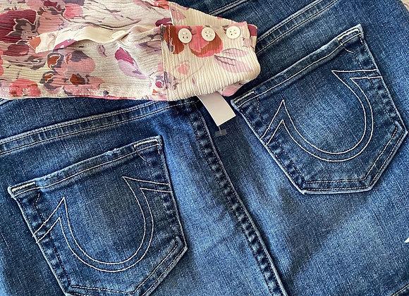 Jupe en jeans True Religion gr 24