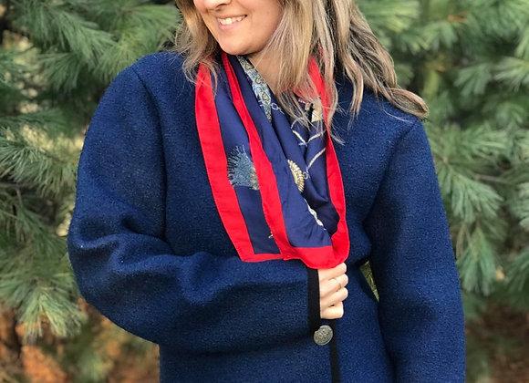 Manteau laine bouillie Nordics