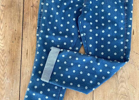 Jeans denin spandex médium