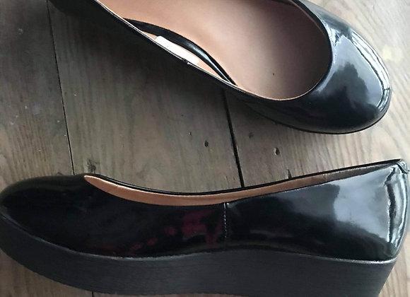 Soulier cuir patin Zigisoho