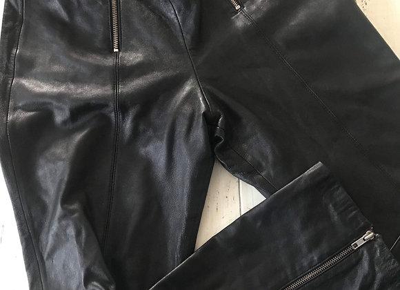 Pantalon Danier cuir d'agneau