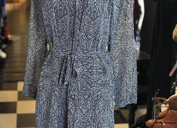 Robe Armani bleu marin