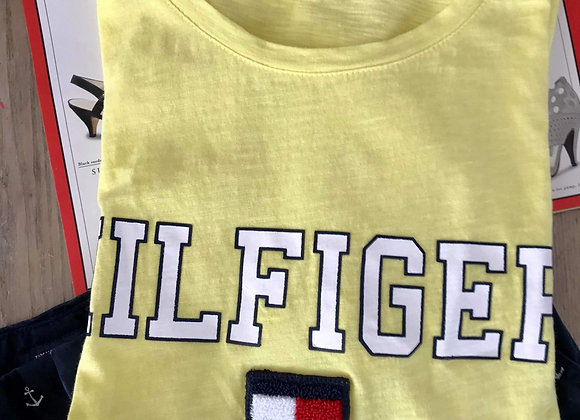 T-shirt Tommy Hilfiger large