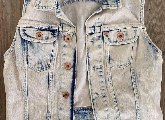 Veste de jeans denin small