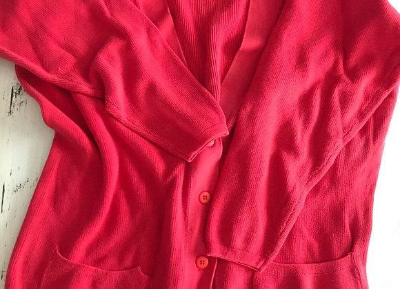 Cardigan principles coton