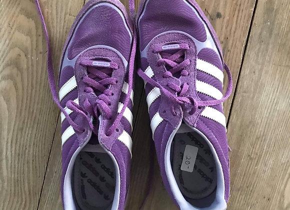 Adidas mauve gr 9
