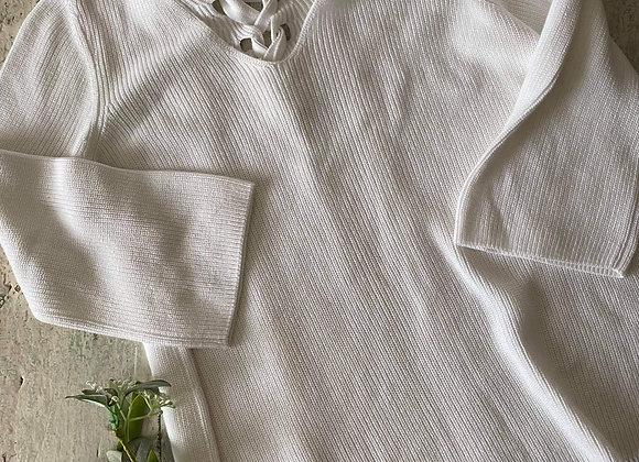 Tricot coton large