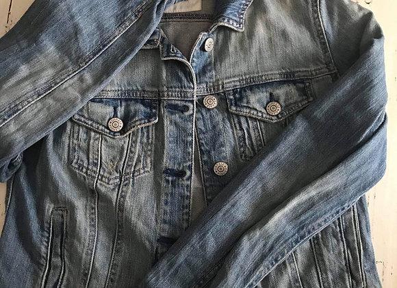 Veste de jeans garage
