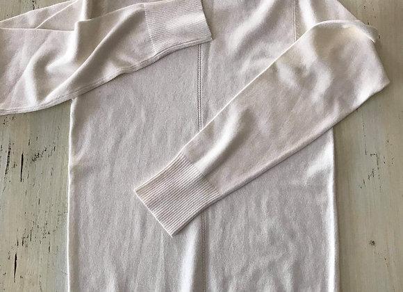 Chandail à col tricot