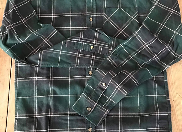 Chemise flanelle Hunters small
