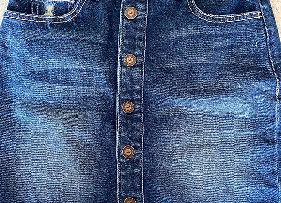 Jupe en jeans Hollister gr 25