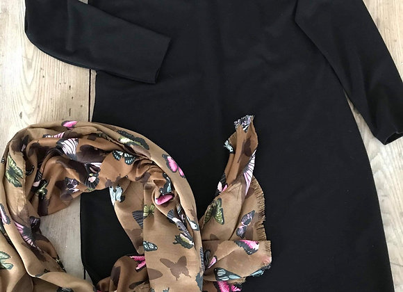 Robe tricot médium