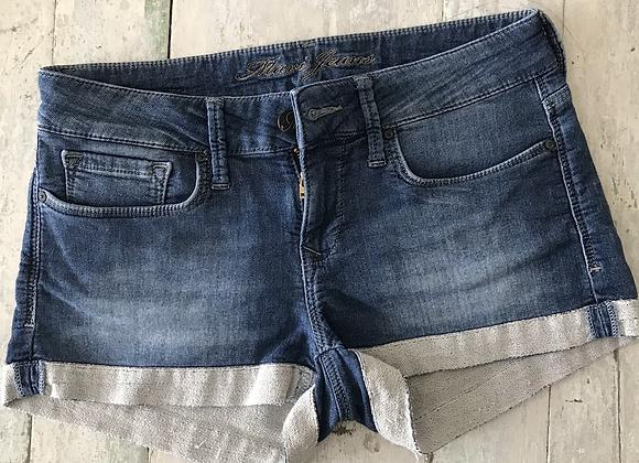 Short Mavi gr 25
