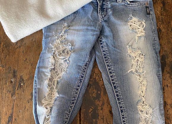 Jeans Silver gr 27