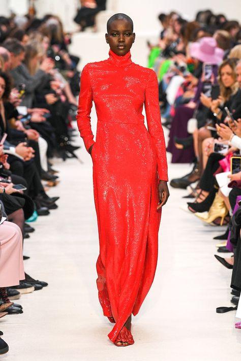 Slinky dress - Valentino