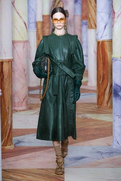 Leather coat - Ulla Johnson