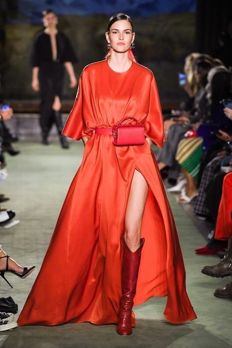 Maxi red - Brandon Maxwell