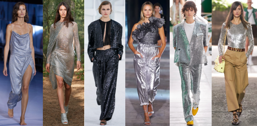 Disco fever Spring Summer style trend of 2021