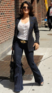 Salma Hayek - Jeans