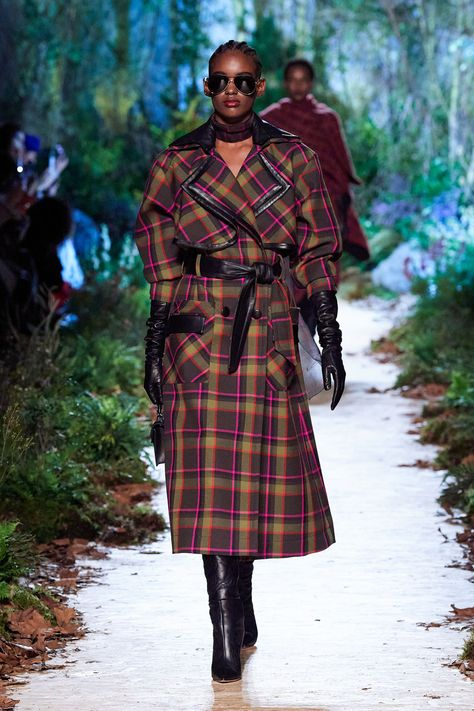 Plaid - Ralph & Russo