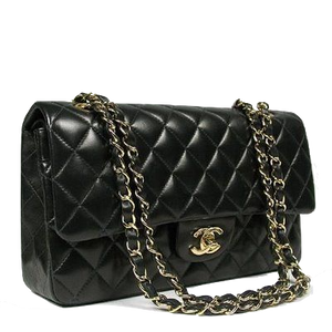 Add a Chanel bag to your high street outfit to elevate your look