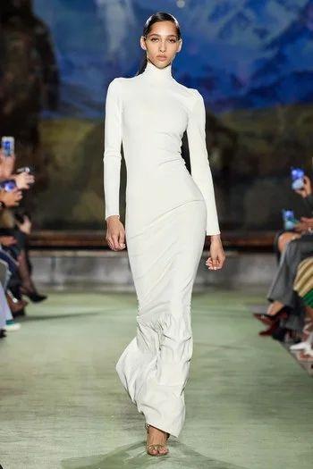 Slinky dress - Brandon Maxwell