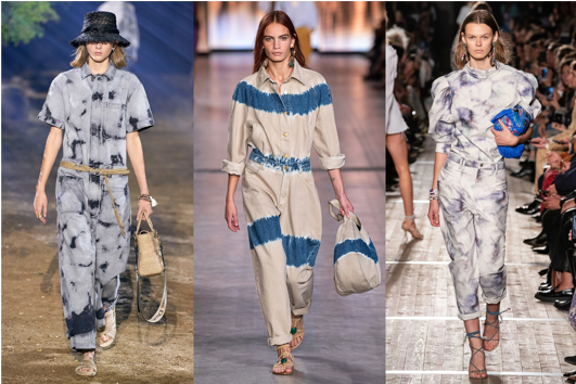 Tie and Dye print trends of 2020