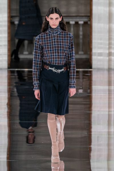Plaid - Victoria Beckham