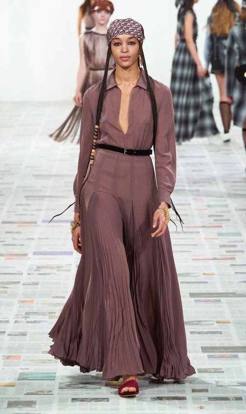 Chocolate Brown - Dior