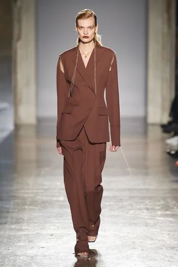 Pants suit - Haider Ackermann