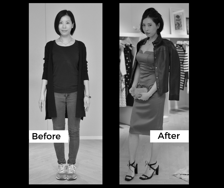 Style Makeover Spring night-out look
