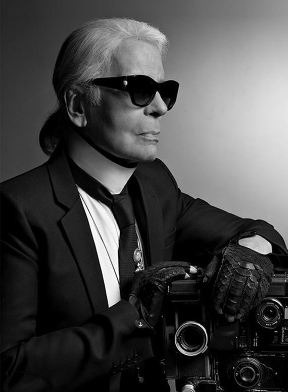 Karl Lagerfeld - Individual Style cannot be copied