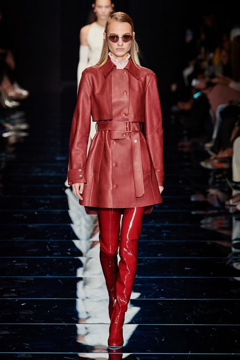 Leather coat - Sportmax
