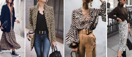 THE TOP 15 FASHION TRENDS OF FALL-WINTER 2019-2020 with bonus trends included Part 1 Featuring Print