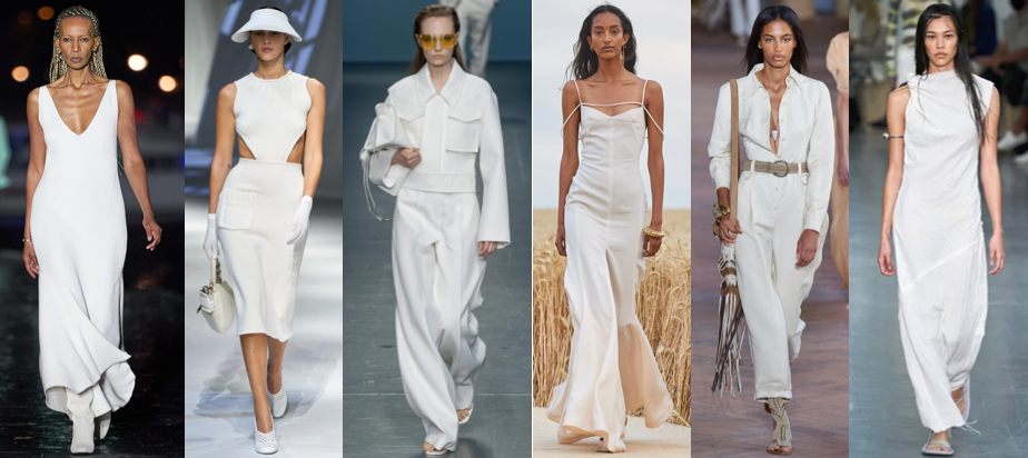 Minimalism Spring Summer style trend 2021