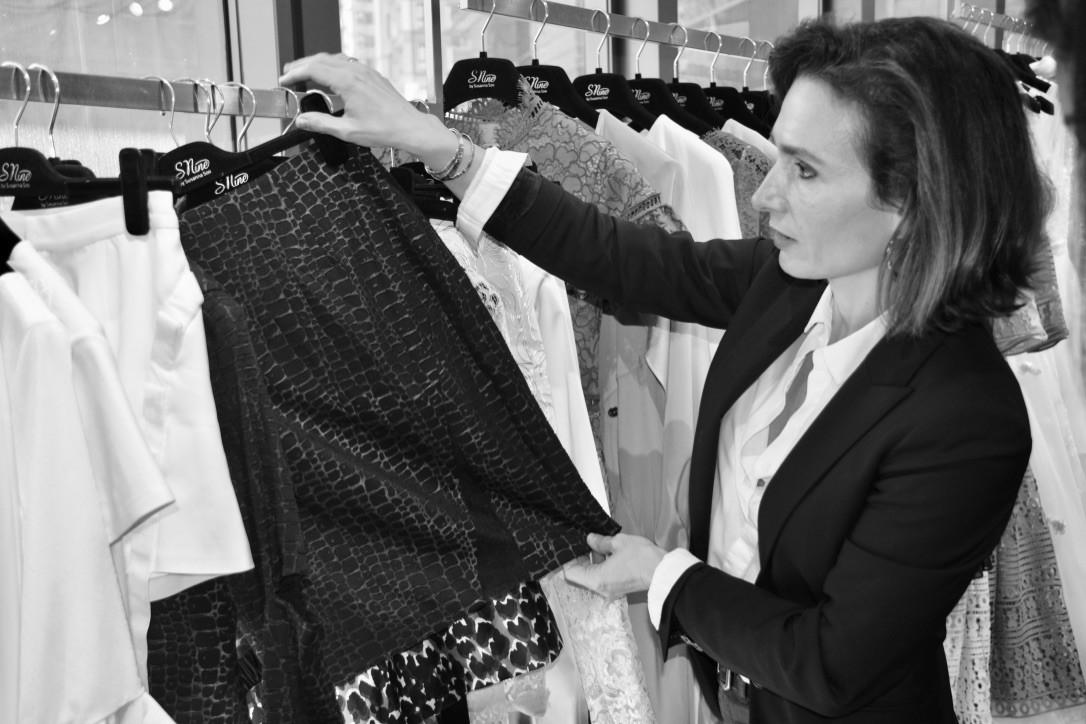 Wardrobe cleanse by Celine Lamour