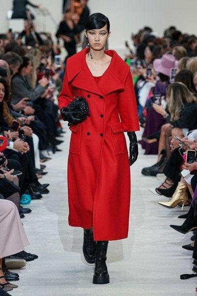 Maxi red - Valentino