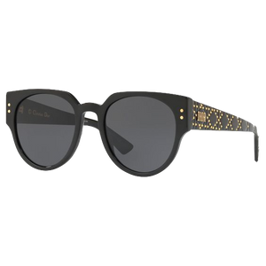 Wear the iconic Dior sunglasses to instantly upgrade your high street fashion