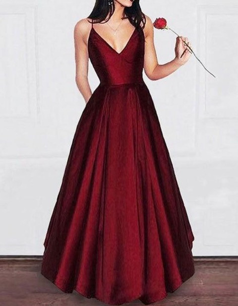 Do not overdo it by wearing a prom dress on a date