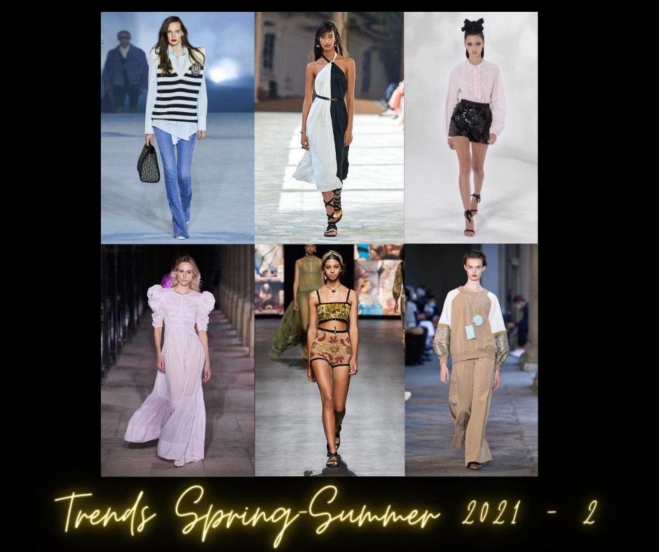 Fashion trends 2021: Everything you need to look trendy this year!