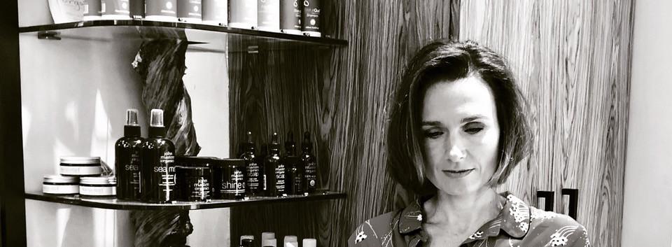 Celine Showcasing Liv Magazine - Brand partnership